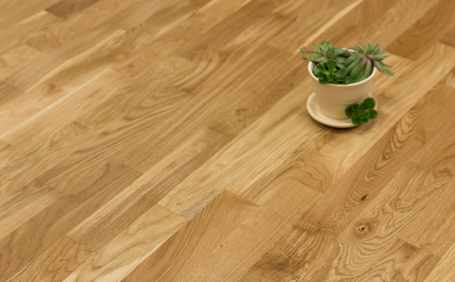 Паркетная доска PW Classic OAK LIVING LOC 3S (14x188x2266mm)