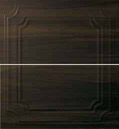 Декор Aston Wood Dark Oak Boiserie 3D 31.5x57
