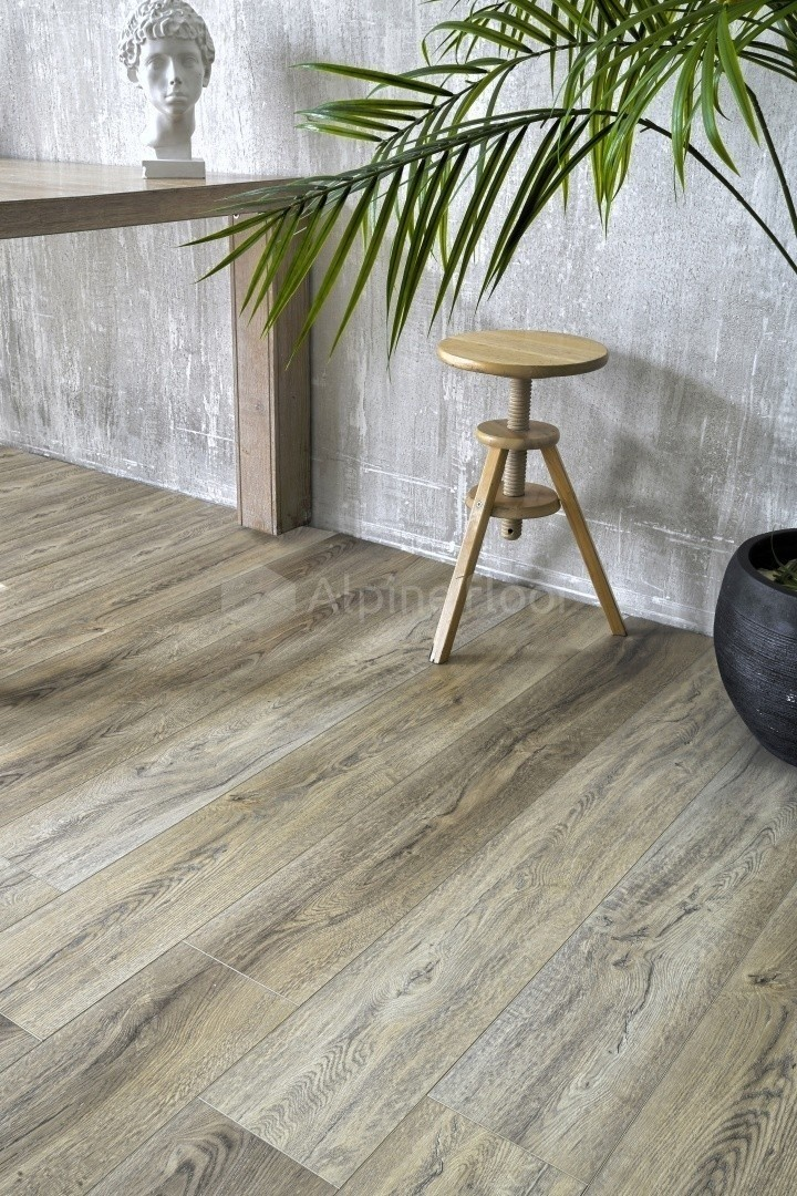 Плитка ПВХ Alpine Floor INTENSE  ECO 9-11 Редвуд  (6мм-2.2326 м2 )