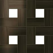 Декор Aston Wood Dark Oak Mosaic Lap 45x45