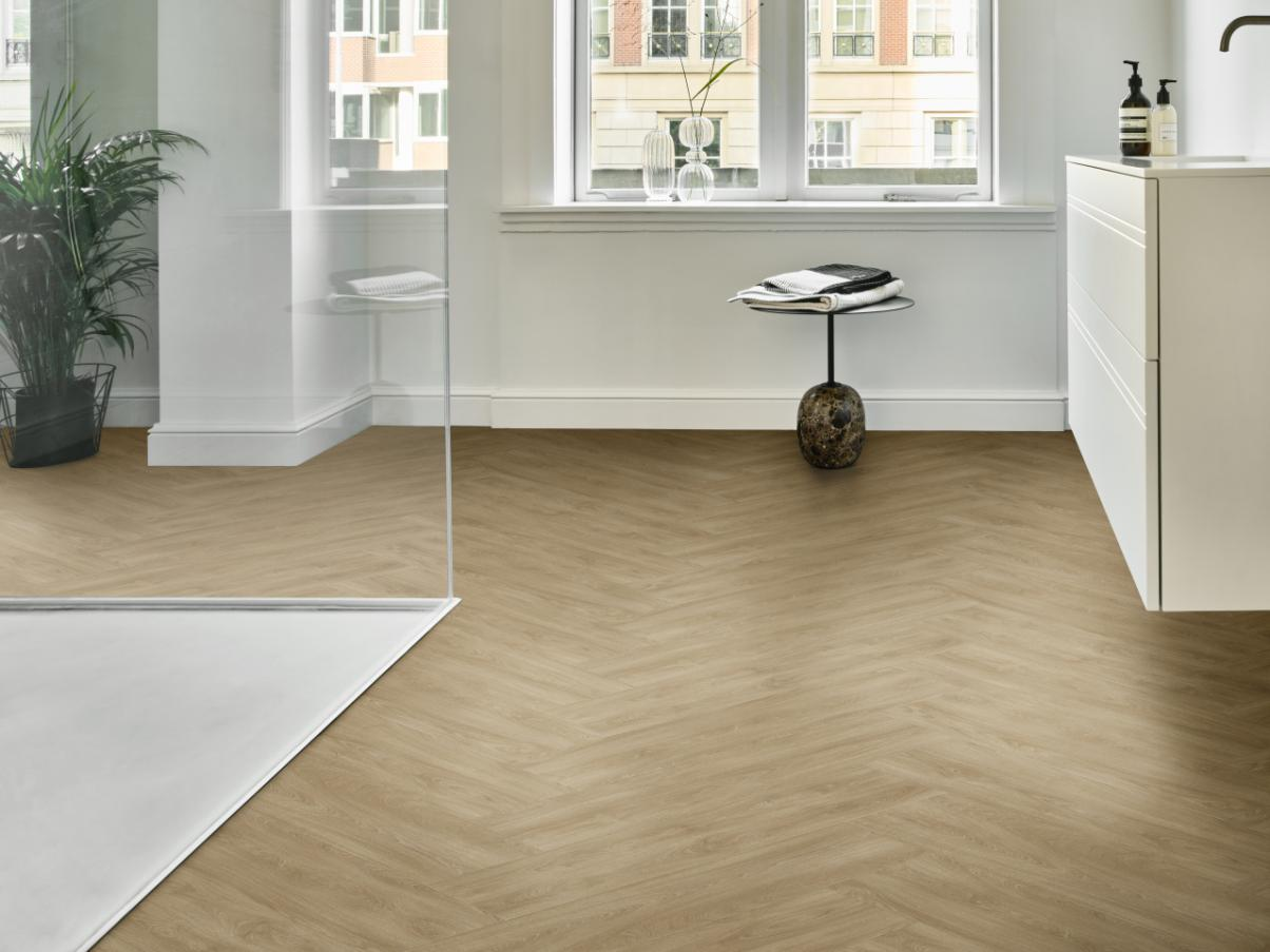 ПВХ  Модулео PARQUETRY SHORT Impress  51824 Laurel Oak (2,5мм-0,55мм)