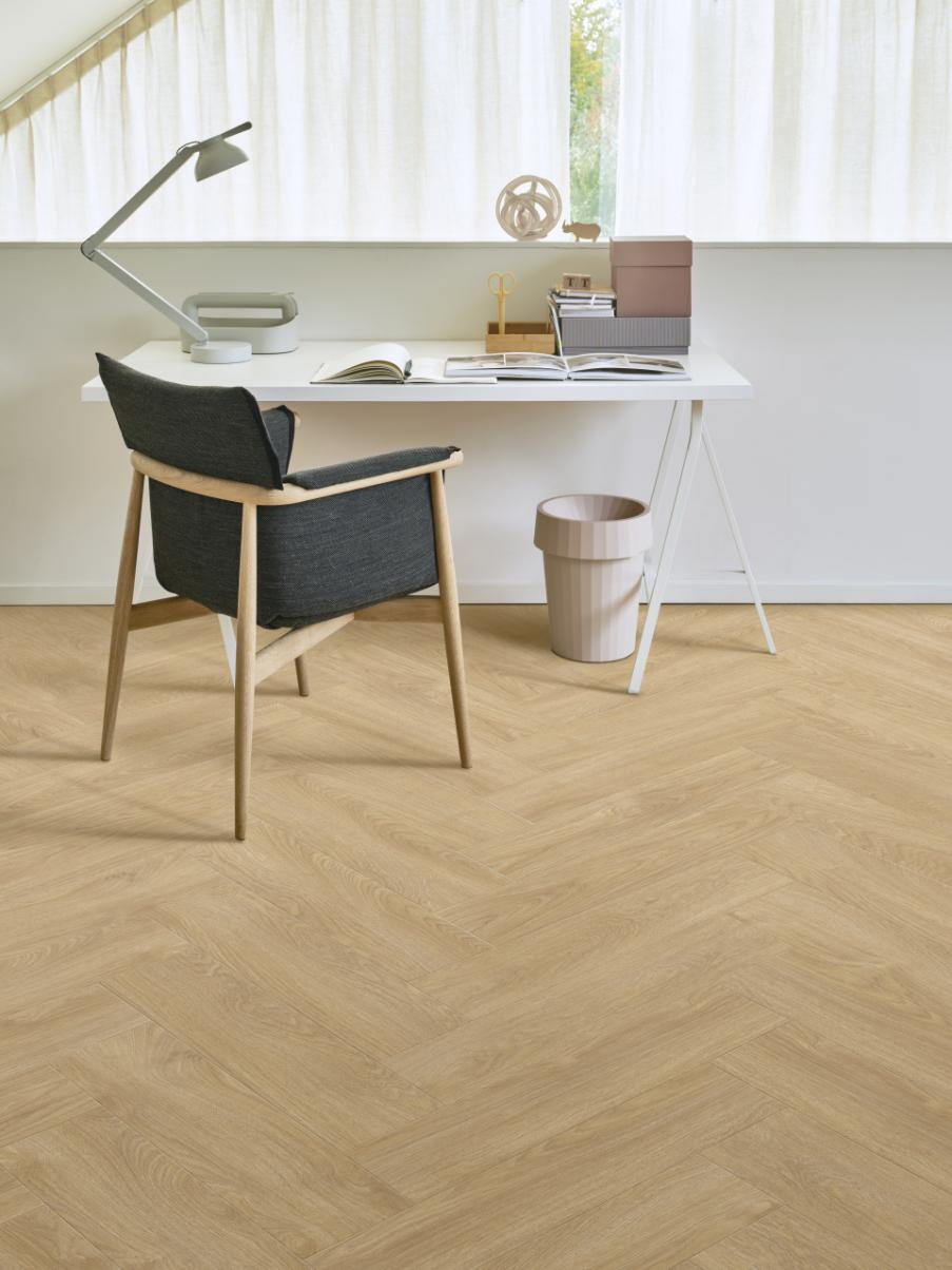 ПВХ  Модулео PARQUETRY SHORT Impress 51329 Laurel Oak (2,5мм-0,55мм)